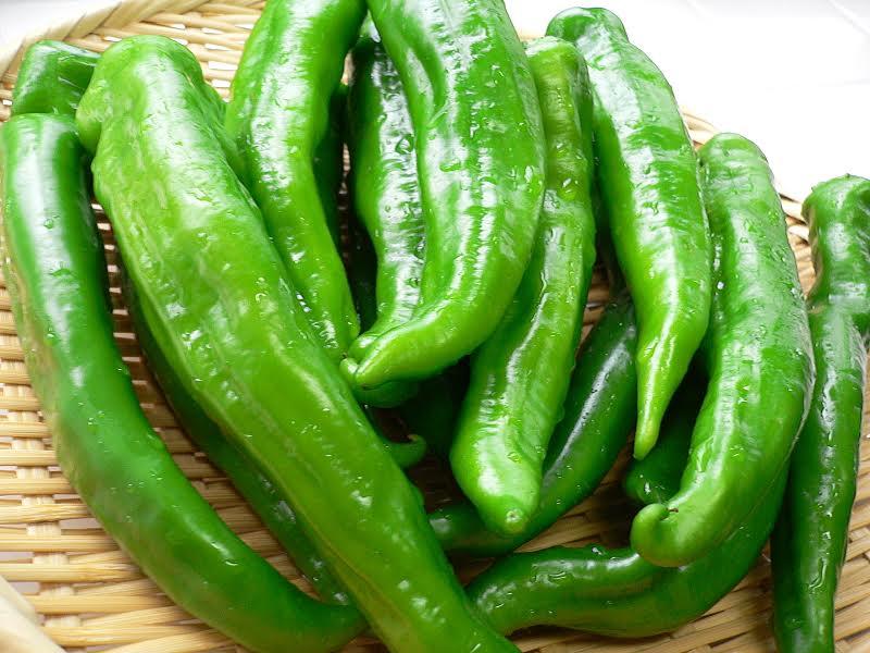 Come congelare i peperoncini verdi dolci - Le Ricette di Tina