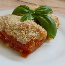 Cannelloni di pomodori peretti
